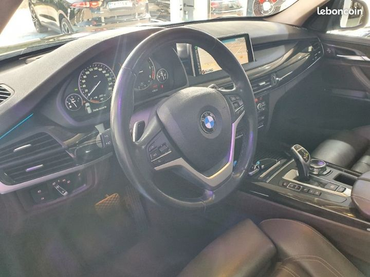 BMW X5 25D Lounge + BVA Autre - 4