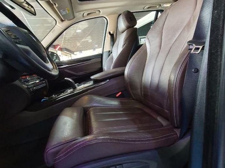 BMW X5 25D Lounge + BVA Autre - 5