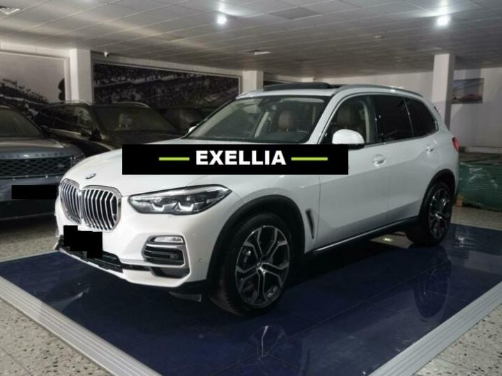 BMW X5 30d xDRIVE xLine  BLANC PEINTURE METALISE  Occasion - 1