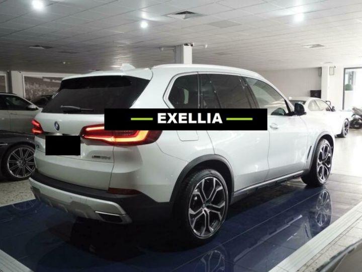 BMW X5 30d xDRIVE xLine  BLANC PEINTURE METALISE  Occasion - 2