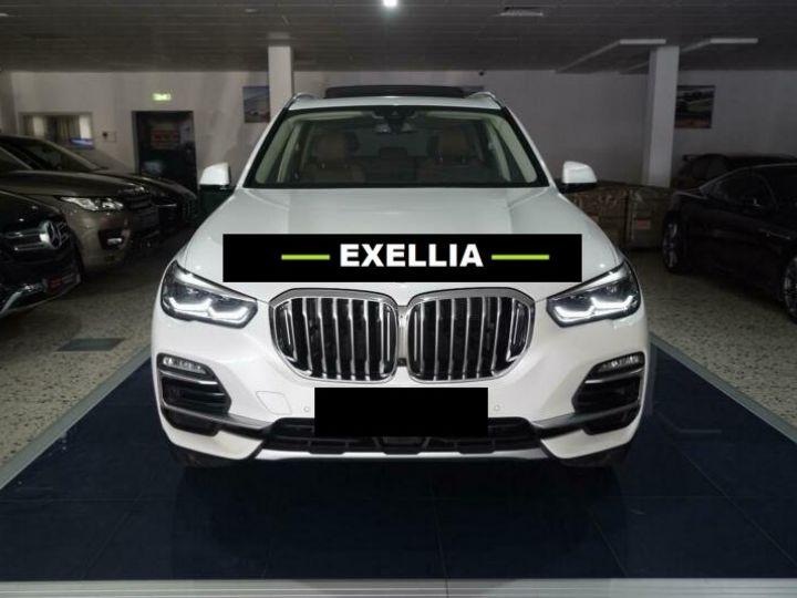 BMW X5 30d xDRIVE xLine  BLANC PEINTURE METALISE  Occasion - 3