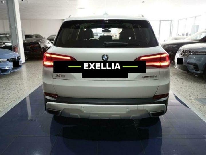 BMW X5 30d xDRIVE xLine  BLANC PEINTURE METALISE  Occasion - 4