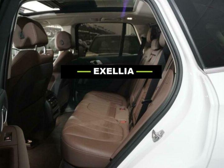 BMW X5 30d xDRIVE xLine  BLANC PEINTURE METALISE  Occasion - 9