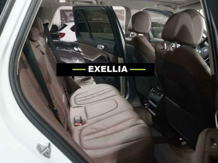 BMW X5 30d xDRIVE xLine  BLANC PEINTURE METALISE  Occasion - 11