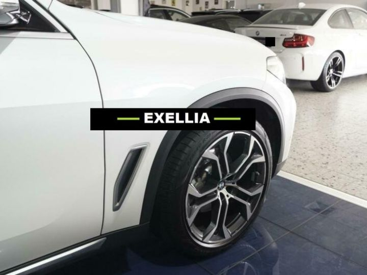 BMW X5 30d xDRIVE xLine  BLANC PEINTURE METALISE  Occasion - 14