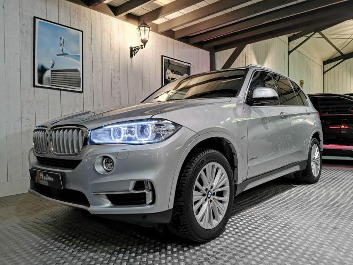 BMW X5 40D 313 CV EXCLUSIVE XDRIVE BVA Gris - 2