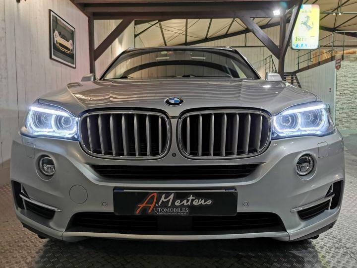 BMW X5 40D 313 CV EXCLUSIVE XDRIVE BVA Gris - 3