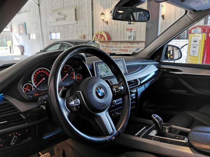 BMW X5 40D 313 CV EXCLUSIVE XDRIVE BVA Gris - 5