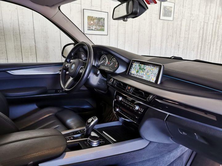 BMW X5 40D 313 CV EXCLUSIVE XDRIVE BVA Gris - 7