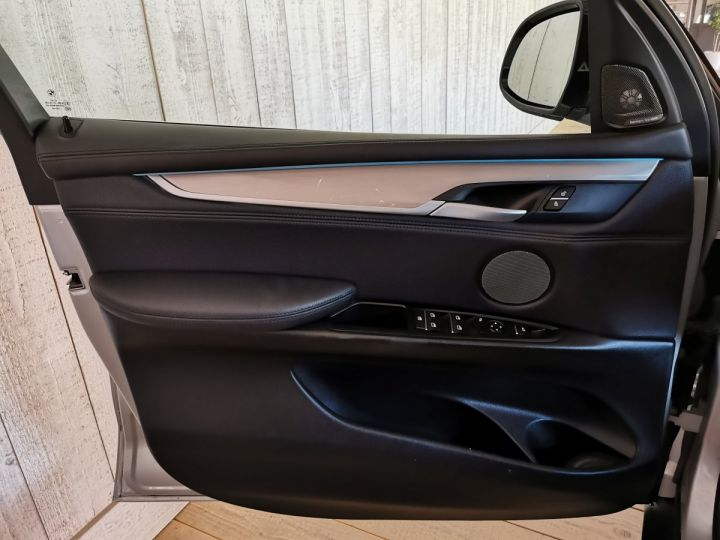 BMW X5 40D 313 CV EXCLUSIVE XDRIVE BVA Gris - 8