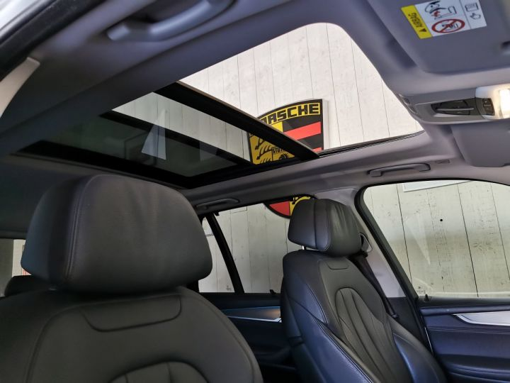 BMW X5 40D 313 CV EXCLUSIVE XDRIVE BVA Gris - 19