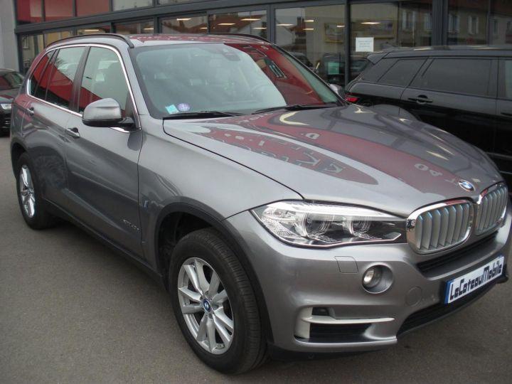 BMW X5 40E LOUNGE PLUS  GPS PRO  XDRIVE gris - 1