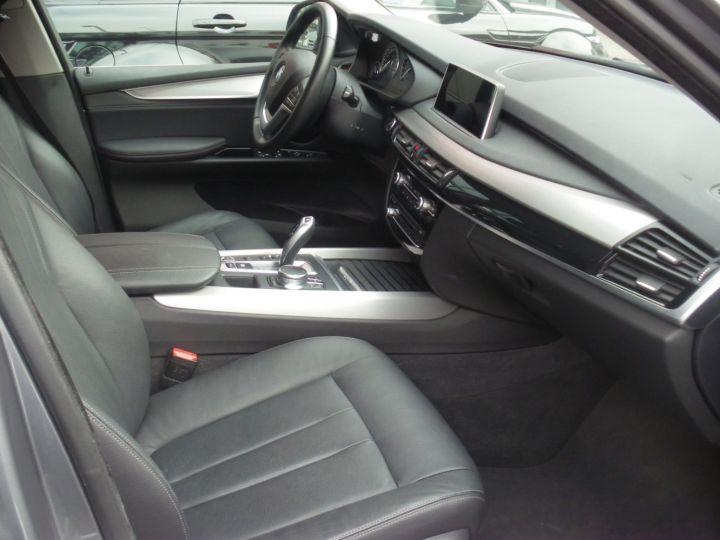 BMW X5 40E LOUNGE PLUS  GPS PRO  XDRIVE gris - 8