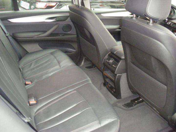 BMW X5 40E LOUNGE PLUS  GPS PRO  XDRIVE gris - 10