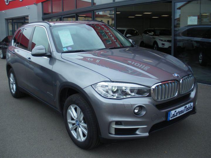 BMW X5 40E LOUNGE PLUS  GPS PRO  XDRIVE gris - 11
