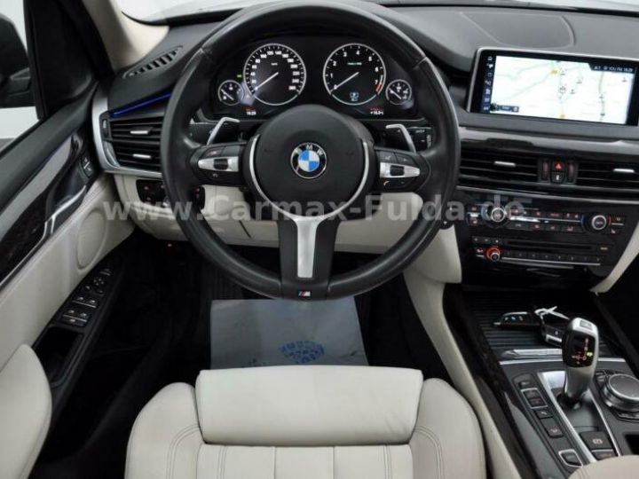 BMW X5 40e xDrive Cuir,Panorama Gris Peinture métallisée - 6