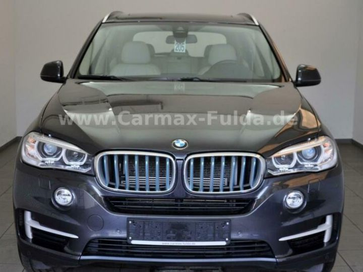 BMW X5 40e xDrive Cuir,Panorama Gris Peinture métallisée - 11