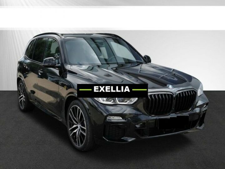 BMW X5 45e xDrive NOIR PEINTURE METALISE  Occasion - 1