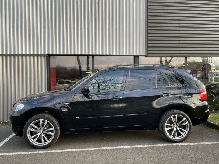 BMW X5  BMW X5 (E70) XDRIVE48IA 355 EXCLUSIVE noir metal - 3