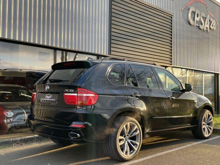 BMW X5  BMW X5 (E70) XDRIVE48IA 355 EXCLUSIVE noir metal - 4
