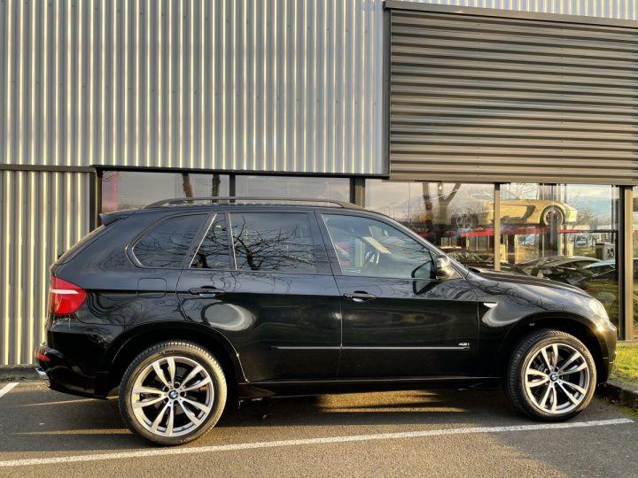 BMW X5  BMW X5 (E70) XDRIVE48IA 355 EXCLUSIVE noir metal - 6