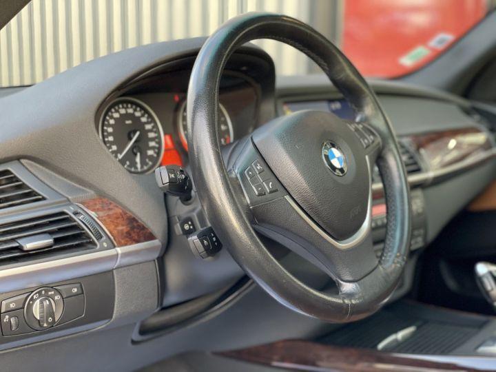 BMW X5  BMW X5 (E70) XDRIVE48IA 355 EXCLUSIVE noir metal - 8