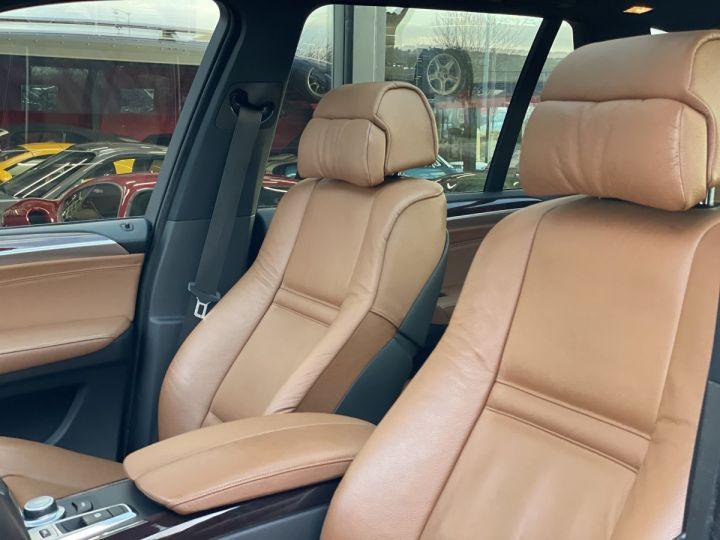 BMW X5  BMW X5 (E70) XDRIVE48IA 355 EXCLUSIVE noir metal - 11