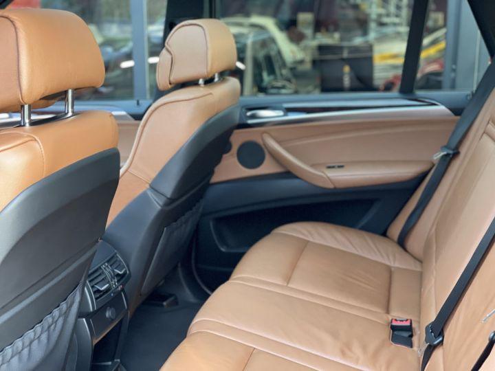 BMW X5  BMW X5 (E70) XDRIVE48IA 355 EXCLUSIVE noir metal - 12