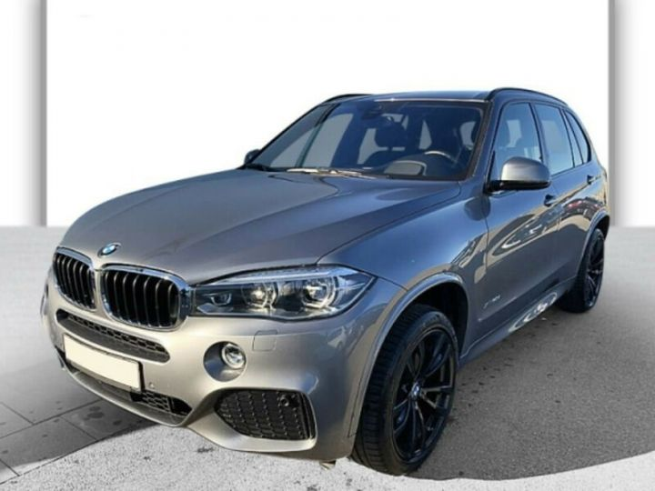 BMW X5 BMW X5 III (F15) xDrive30dA 258ch M Sport Tarif tout Inclus/Pano/ Attelage/ Gtie 12 Mois Gris Foncé - 1