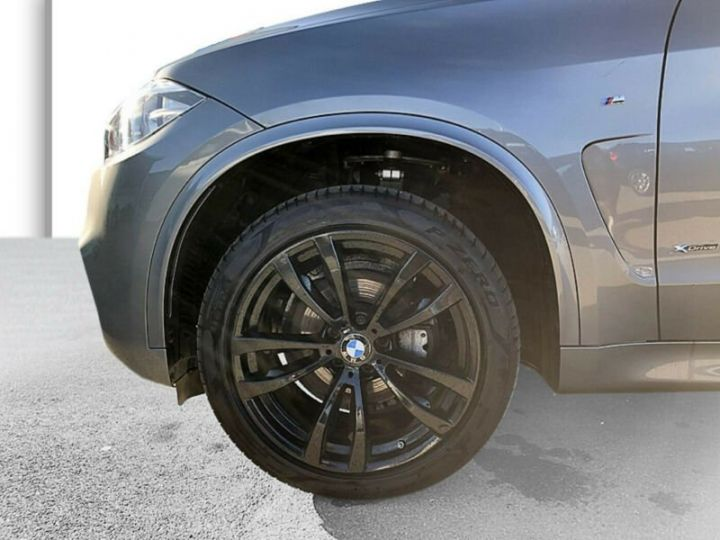BMW X5 BMW X5 III (F15) xDrive30dA 258ch M Sport Tarif tout Inclus/Pano/ Attelage/ Gtie 12 Mois Gris Foncé - 6