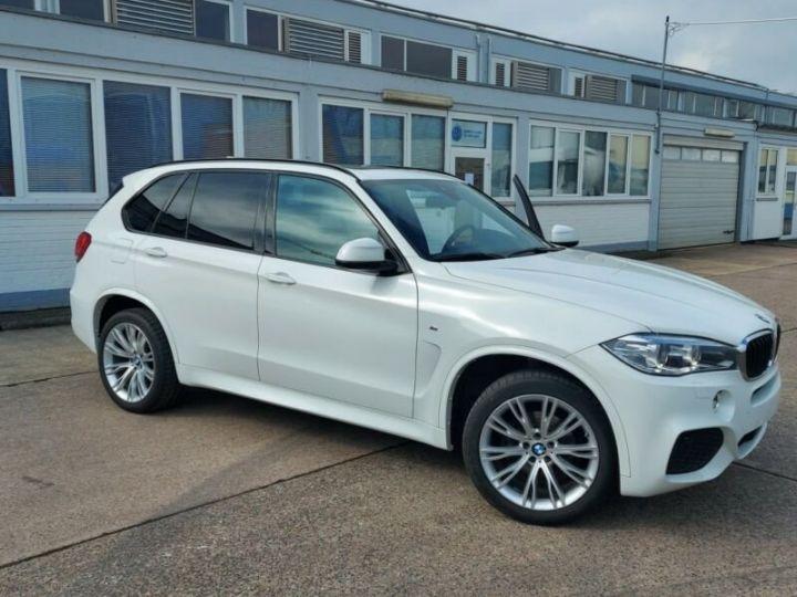 BMW X5 BMW X5 M Paket xDive25d 235 /Cuir/ToitPanoramique/Hifi Harman kardon/Garantie 12 Mois Blanc - 1