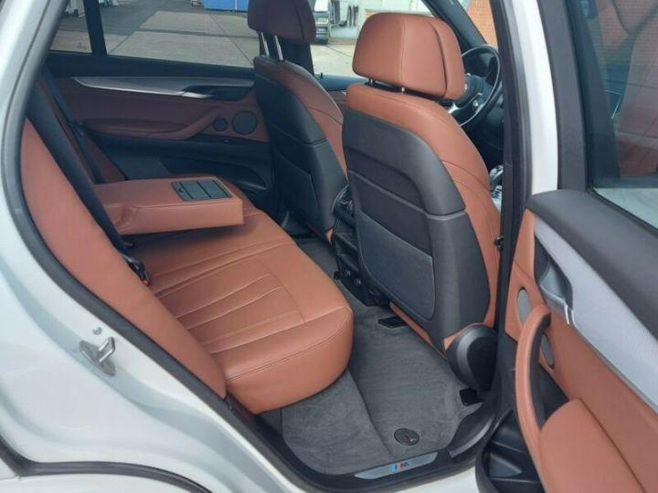 BMW X5 BMW X5 M Paket xDive25d 235 /Cuir/ToitPanoramique/Hifi Harman kardon/Garantie 12 Mois Blanc - 5