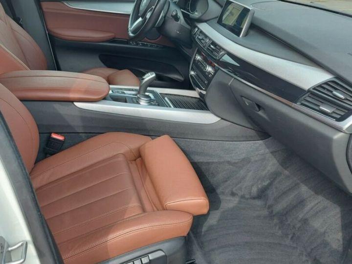 BMW X5 BMW X5 M Paket xDive25d 235 /Cuir/ToitPanoramique/Hifi Harman kardon/Garantie 12 Mois Blanc - 6