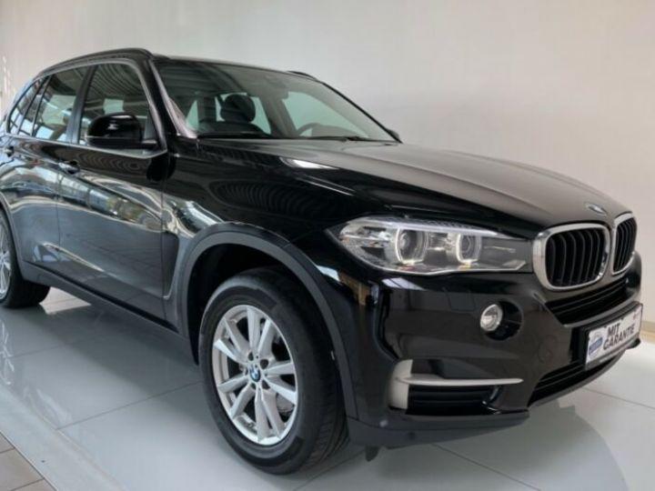 BMW X5 BMW X5 xDrive 30d BVA8 Exclusive 17cv (258ch)  Noir - 1