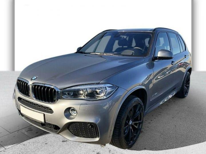 BMW X5 BMW X5 xDrive30d M Sport 16cv (258ch) Gris Foncé Grey - 1