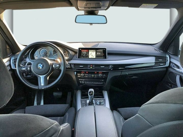 BMW X5 BMW X5 xDrive30d M Sport 16cv (258ch) Gris Foncé Grey - 7