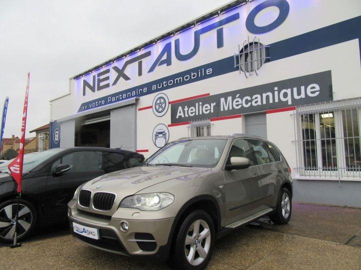 BMW X5 (E70) XDRIVE40DA 306CH LUXE Beige Occasion - 1