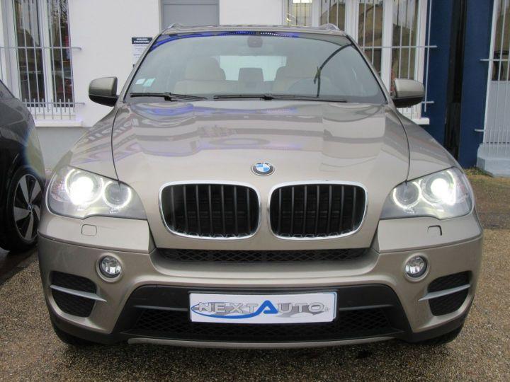 BMW X5 (E70) XDRIVE40DA 306CH LUXE Beige Occasion - 6