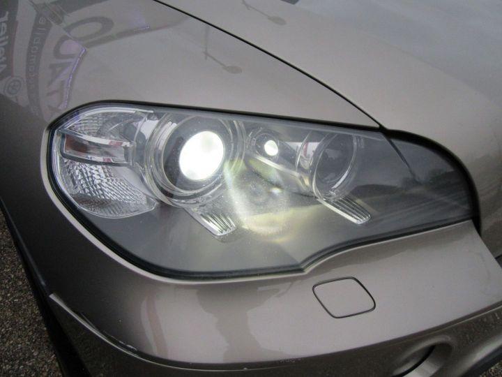 BMW X5 (E70) XDRIVE40DA 306CH LUXE Beige Occasion - 11