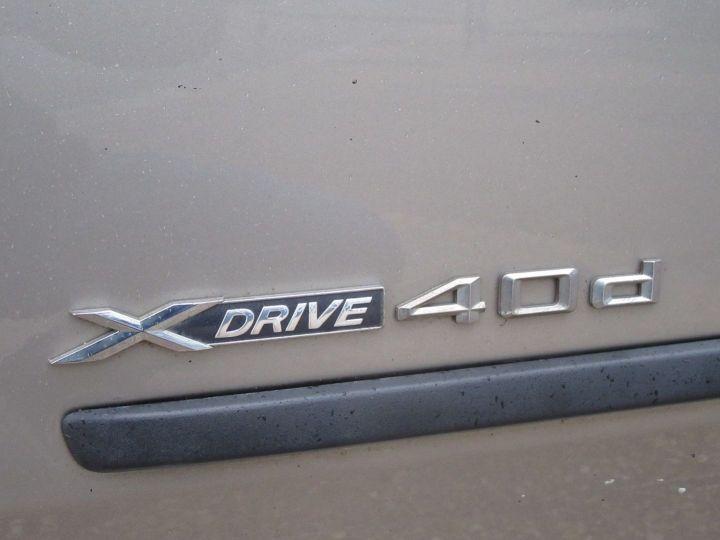 BMW X5 (E70) XDRIVE40DA 306CH LUXE Beige Occasion - 14