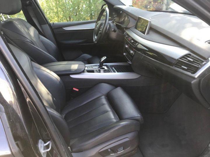 BMW X5 F15 F15 XDRIVE30D 258 XLINE BVA8 7PL Gris foncé Occasion - 3