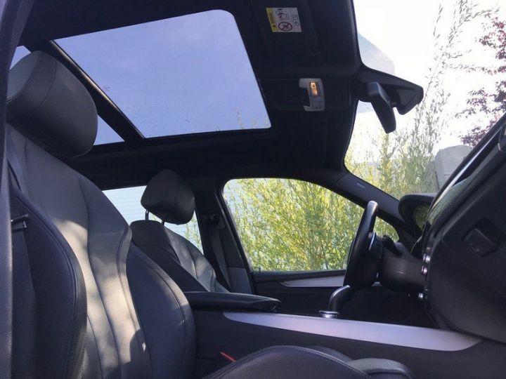 BMW X5 F15 F15 XDRIVE30D 258 XLINE BVA8 7PL Gris foncé Occasion - 5