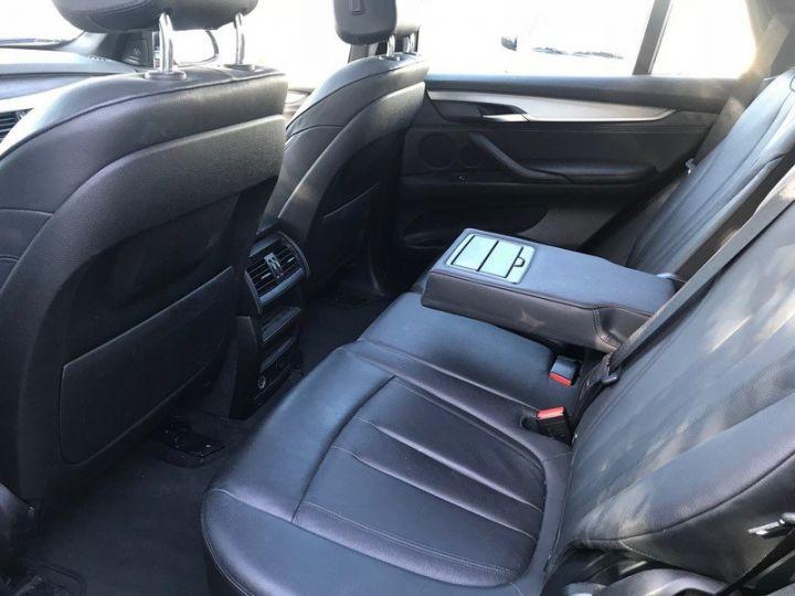 BMW X5 F15 F15 XDRIVE30D 258 XLINE BVA8 7PL Gris foncé Occasion - 11