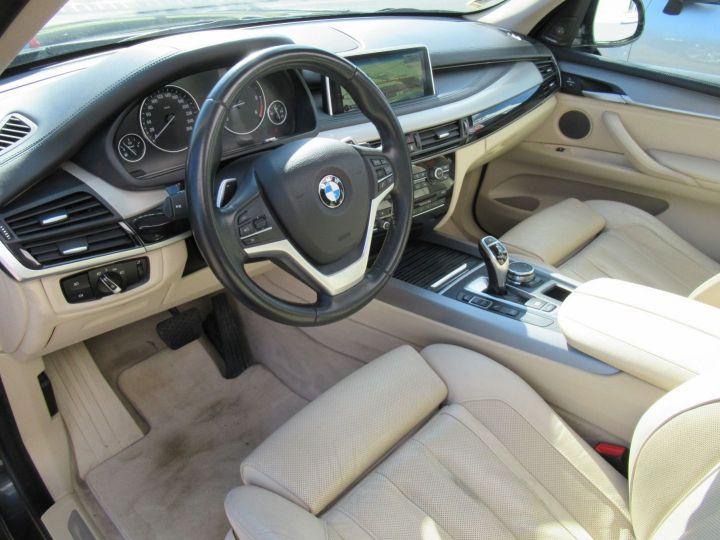 BMW X5 (F15) XDRIVE30DA 258CH EXCLUSIVE Noir - 2