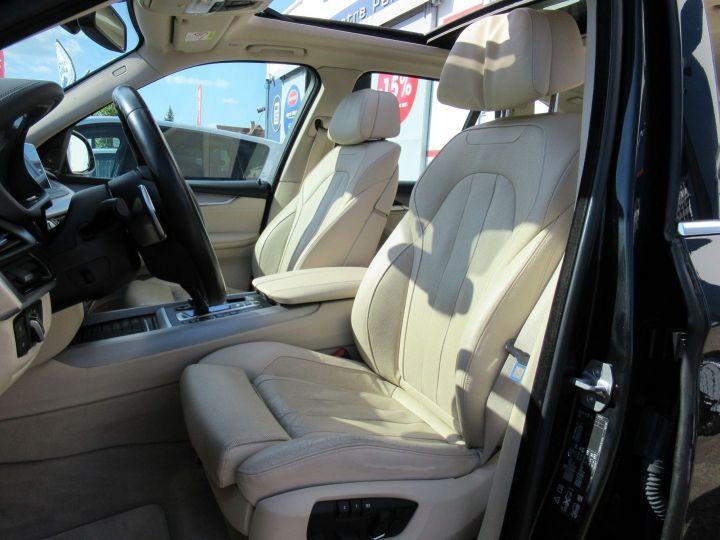 BMW X5 (F15) XDRIVE30DA 258CH EXCLUSIVE Noir - 4