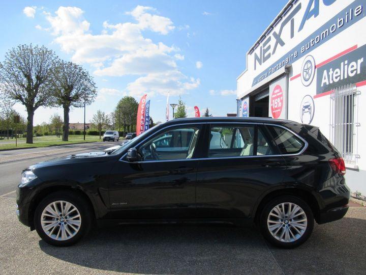 BMW X5 (F15) XDRIVE30DA 258CH EXCLUSIVE Noir - 5
