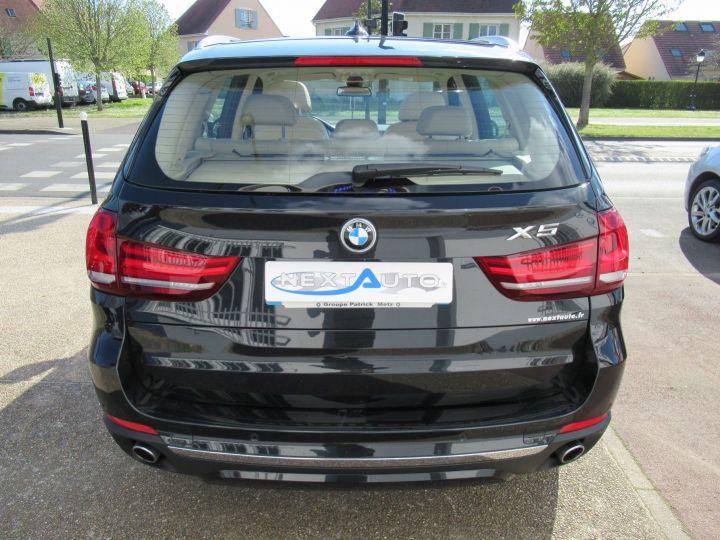 BMW X5 (F15) XDRIVE30DA 258CH EXCLUSIVE Noir - 7