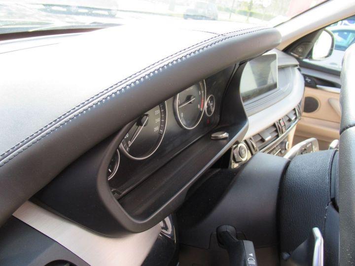 BMW X5 (F15) XDRIVE30DA 258CH EXCLUSIVE Noir - 8