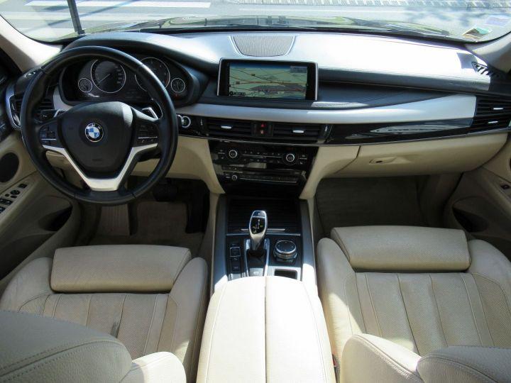BMW X5 (F15) XDRIVE30DA 258CH EXCLUSIVE Noir - 11