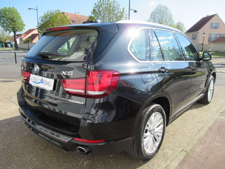 BMW X5 (F15) XDRIVE30DA 258CH EXCLUSIVE Noir - 14